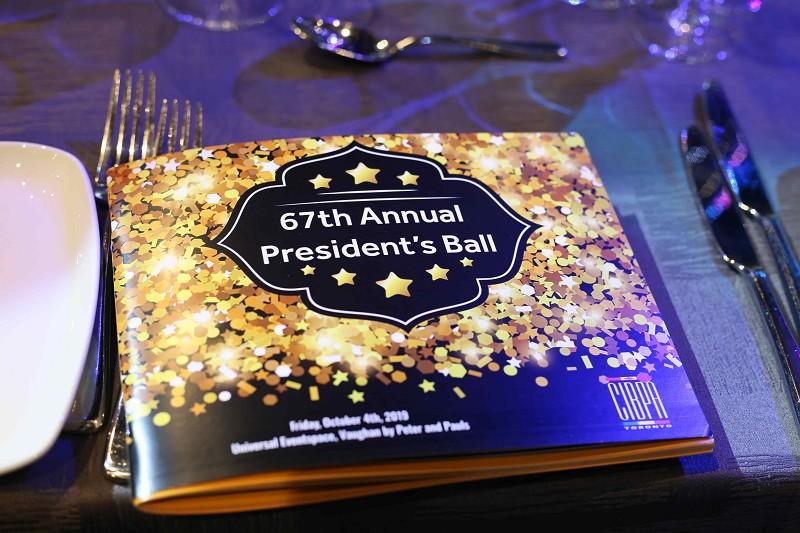 President's Ball 2019