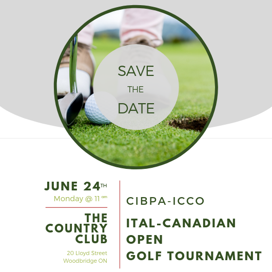 Ital-Canadian Open Golf Tournament 2019