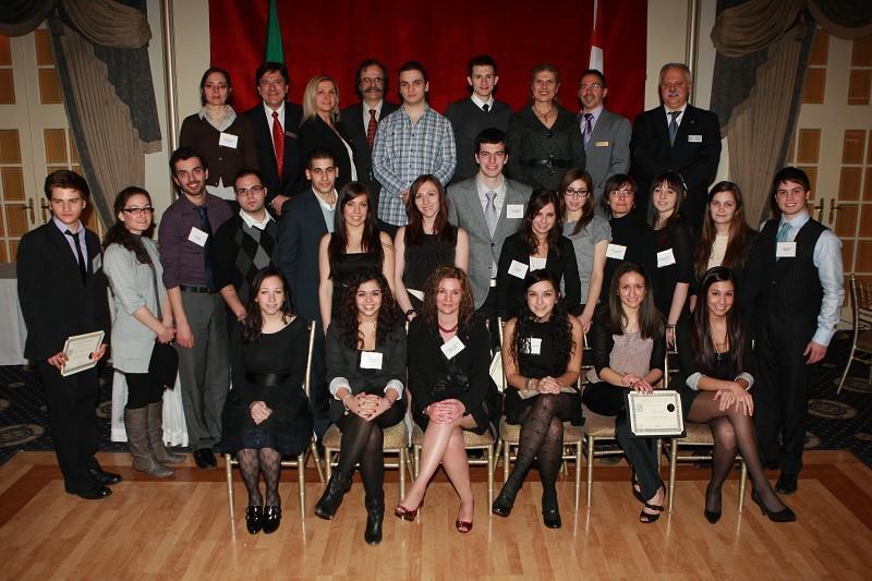 Bursary Awards 2011