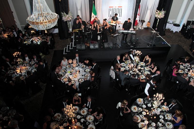 President's Ball 2012